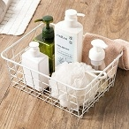 Five tips for bathroom storage
