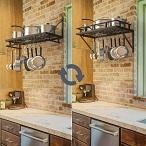 Five tips for kitchen storage racks